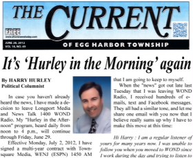Harry Hurley on 1450 AM