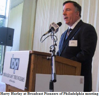 Harry Hurley-Broadcast Pioneers of Philadelphia